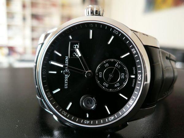 petite annonce ulysse nardin dual time manufacture le guide des montres. Black Bedroom Furniture Sets. Home Design Ideas