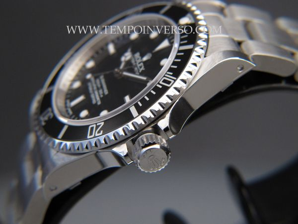 petite annonce rolex submariner no date g serie 14060m. Black Bedroom Furniture Sets. Home Design Ideas