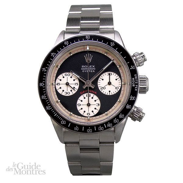 rolex daytona un peu d 39 histoire le guide des montres. Black Bedroom Furniture Sets. Home Design Ideas