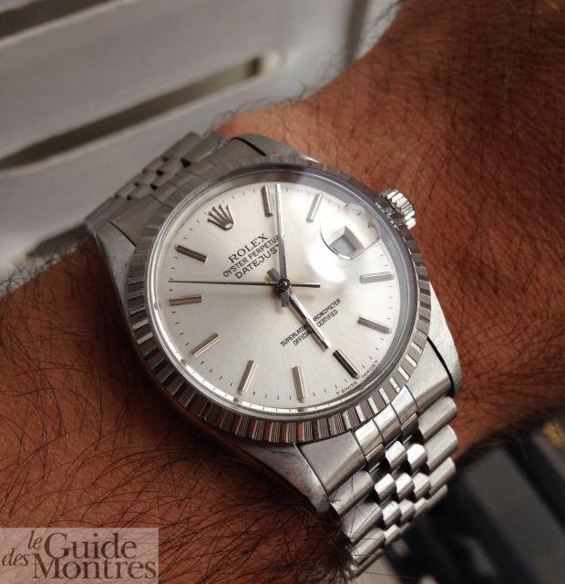 La mode va t\u0027elle se généraliser, et va t\u0027on voir son grand retour sur les  Rolex modernes ?Patience, l\u0027avenir (peut être proche) nous le dira.