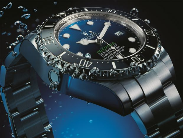 nouvelle rolex sea dweller deep sea d blue le guide des. Black Bedroom Furniture Sets. Home Design Ideas