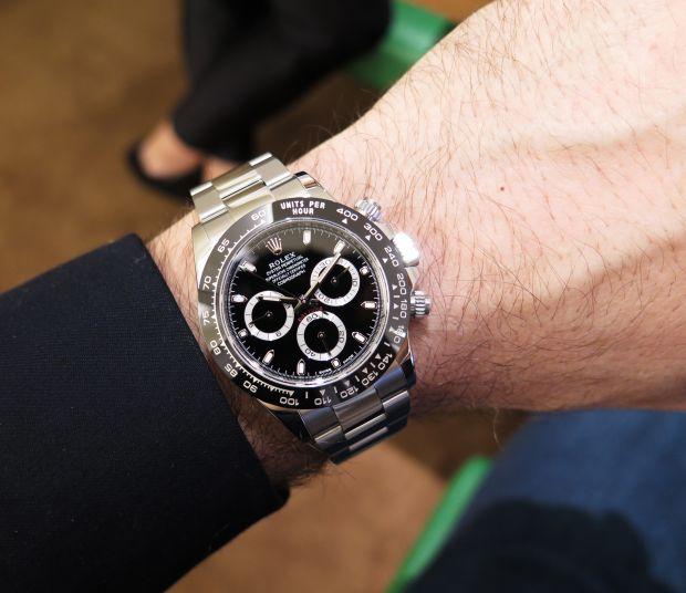 Rolex Cosmograph Daytona Ref 116500ln Le Cru 2016 Le