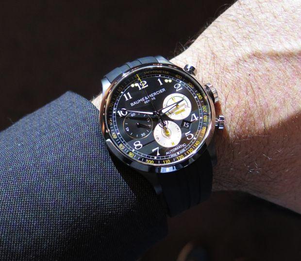 baume mercier capeland shelby cobra le guide des montres. Black Bedroom Furniture Sets. Home Design Ideas