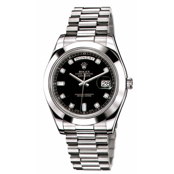 dd551be41c0 Rolex Oyster Perpetual Day-Date II 218206. Price