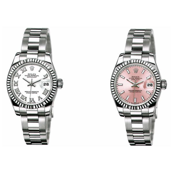 b1f355d0dca Rolex Oyster Perpetual Lady-Datejust 179174