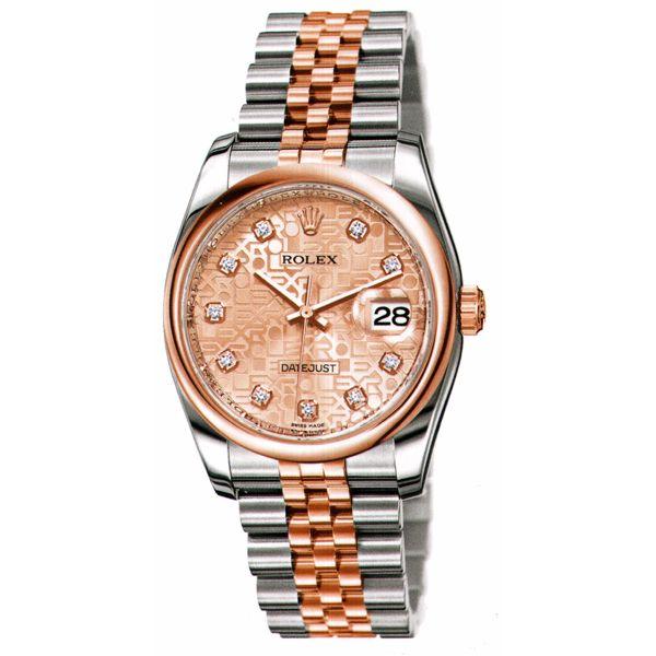 Rolex Oyster Perpetual Datejust 116201 avec bracelet Jubilé