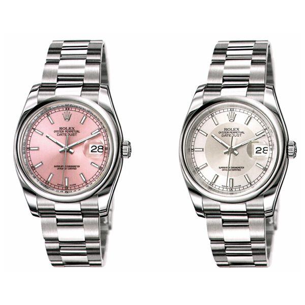 Rolex Oyster Perpetual Datejust 116200 avec bracelet Oyster
