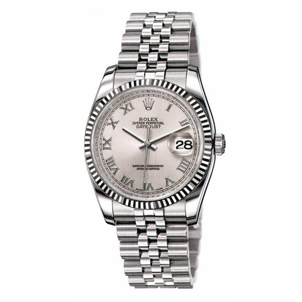 Rolex Oyster Perpetual Datejust 116234 avec bracelet Jubilé