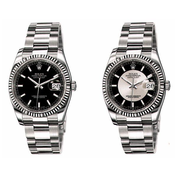 Rolex Oyster Perpetual Datejust 116234 avec bracelet Oyster