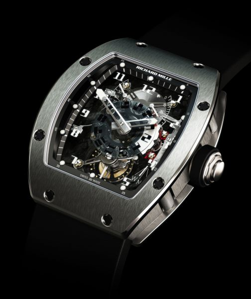 montre tourbillon richard mille. Black Bedroom Furniture Sets. Home Design Ideas