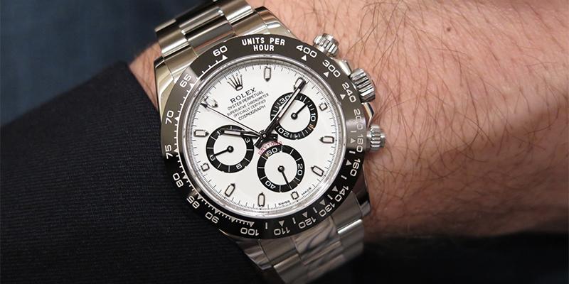 d49fe876b0 Rolex Cosmograph Daytona ref 116500LN : chronique d'un succès annoncé !
