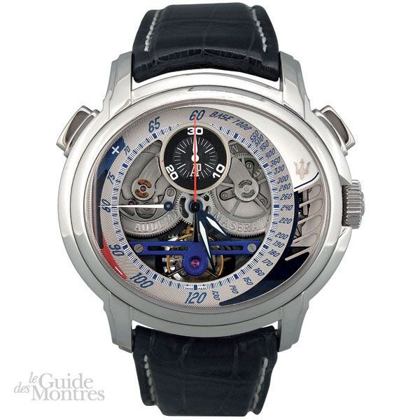 cote occasion audemars piguet millenary maserati mc12 tourbillon le guide des montres. Black Bedroom Furniture Sets. Home Design Ideas