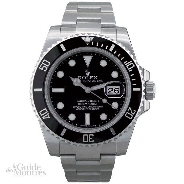 cote occasion rolex submariner date r f 116610ln le guide des montres. Black Bedroom Furniture Sets. Home Design Ideas