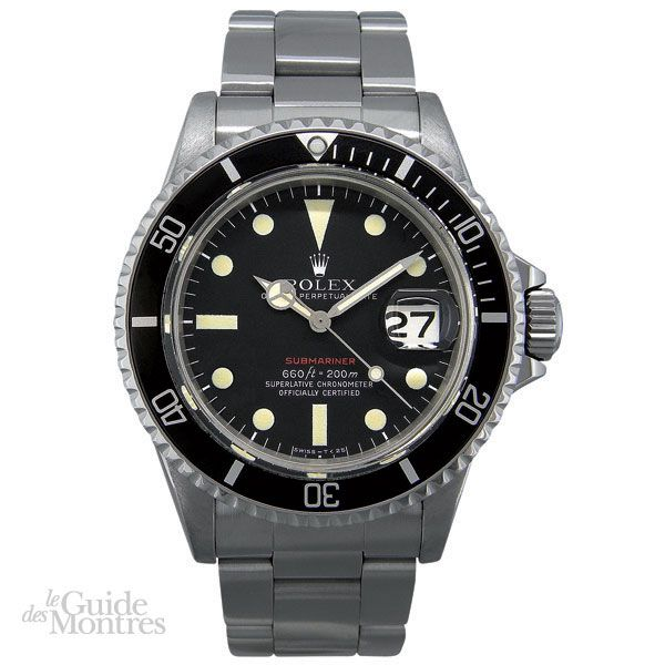 cote occasion rolex submariner date r le guide des montres. Black Bedroom Furniture Sets. Home Design Ideas