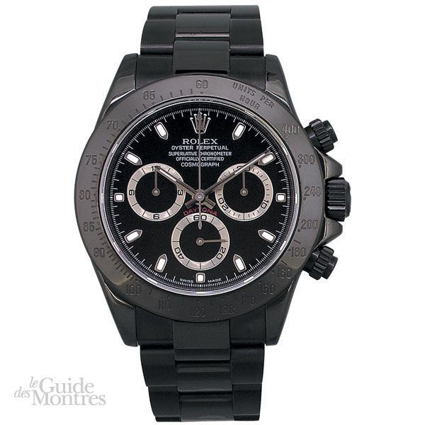 cote occasion rolex daytona r f 116520 circa 2008 le guide des montres. Black Bedroom Furniture Sets. Home Design Ideas