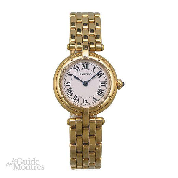 Cartier Rose Neuve Le Rétro Montre Must Un Femme Pour 21 J3uFK1Tlc5