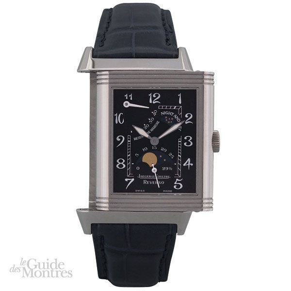 Cote occasion jaeger lecoultre reverso night and day le guide des montres for Jaeger lecoultre occasion